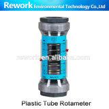 Ensemble de compteurs de débit de verre Rotameter anticorrosion