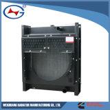 radiador de aluminio modificado para requisitos particulares serie de la refrigeración por agua de 6CTA-6 Cummins