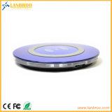 Быстрое беспроводное зарядное устройство мини тонкая беспроводная зарядное устройство для Samsung S7/S8/iPhone 8/iPhone x