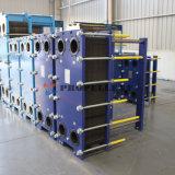 Fácil de instalar el intercambiador de calor de placas soldadas de enfriadores
