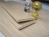 ISO14001証明の自然なMoistureproofカシ木フロアーリング