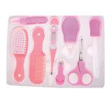 BPA liberano i kit di cura del bambino 8PCS delle pinzette/dei tagliatori chiodo del bambino