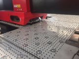 Máquina hidráulica de la prensa de perforación del CNC de la máquina del sacador de orificio de la fábrica de China