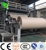 vakje die van het Document van de Machine van het Recycling van het Papierafval van 2400mm het Automatische Kraftpapier Golf de Prijs van de Machine maken