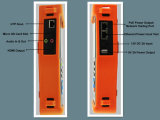 "4.3 "" IP, Ahd, Tvi, Cvi 사진기 한세트 CCTV 검사자 (IPCT4300HAD)"