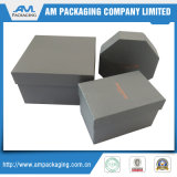 Vente en gros de papier rigide de boîte de cadeau d'installation en deux pièces