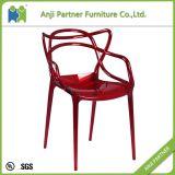 후에 비 새기는 디자인하십시오 등나무 디자인 그러나 PC 물자 식당 의자 (Pandora)를