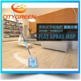 La poussière propre Chine de nettoyage magique Microfiber en gros d'étage plat bon marché Main-Lavable