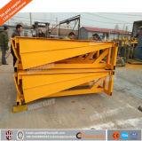 Rampas estacionárias da doca de carregamento do Forklift hidráulico para recipientes
