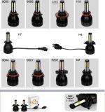隠されたランプ自動LED第2 3D 4D 5D車のロゴライトおよびLEDのヘッドライト(9005 9004 9006 9012)