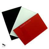 [3-6مّ] بيضاء/أحمر/أسود طلاء لّك مرآة زجاج