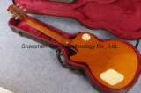 Le miel 1959 a éclaté la guitare électrique normale de type chinois de Lp (GLP-51)