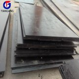 Горячая продавая плита углерода Ss400 стальная