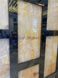 Уравновешивание украшения стены нержавеющей стали отделки зеркала черноты профиля уравновешивания керамической плитки