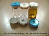 La máquina de llenado farmacéutico Vial y conectar la máquina