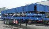 半Liangshanの低下の側面の貨物トレーラー