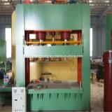 Hydraulische kalte Presse für das Furnierholz-Furnier-Blattchinesische holz, das kalte Presse-Maschine bearbeitet