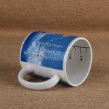 Cuadro completo de la impresión de cerámica brillante blanca de la taza para la venta al por mayor
