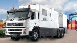 Sistema de la exploración del rayo del cargo y del vehículo X - móvil