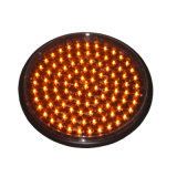 Haute luminosité Lampwick 300mm LED Jaune Feu de circulation de la vente