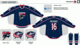 Customized Homens Mulheres Crianças Liga de Hóquei Americana Springfield 2006-2015 Falcões Hóquei no Gelo Jersey