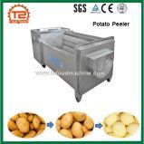 Картошка Peeler машины шелушения моющего машинаы и картошки шайбы картошки