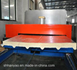 熱絶縁体ポリウレタンサンドイッチパネルの生産のRockwoolサンドイッチパネル