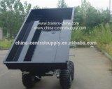 Fabricante feito e reboque resistente da madeira da venda (TMT020)