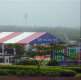tienda al aire libre del festival del acontecimiento del pabellón del estiramiento del palmo del 12m