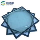 10-15mm Jumbo pequena e isolada para Arranha-céus de vidro temperado