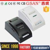 Impressora térmica de recebimento de impressora POS de 58 mm