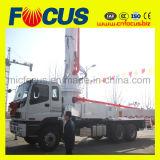 37m 39m置く高さによってトラック取付けられる具体的なブームポンプ