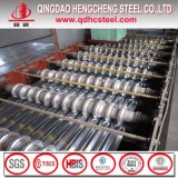 Chapas de aço galvanizado de alta qualidade preço de folhas