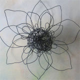 High Quality PVC Coated Florist Wire (to manufacture)