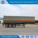 De de grote Benzine van het Volume/Tanker van de Diesel/van de Ruwe olie/de Semi Aanhangwagen van de Tank met Muti Warhouse/Zaal/Compartiment