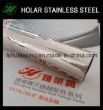 Acero soldado tubo de acero inoxidable (304, 316, 316L, 201, 202)