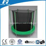 8ft Simplified Trampoline con Enclosure (HT-TP8)