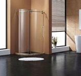 Salle de bains Frameless Secteur d'accessoires de salle de douche 900*900/1000*1000 mm