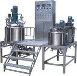 Vuoto Emulsifying Mixer Machine (ZJR-5 ~ 3000L)