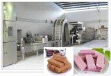 Oblea popular de China que hace la maquinaria