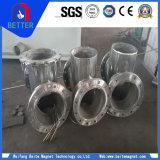 Permanent da certificação do Ce/separador magnético pasta do ferro para a indústria química