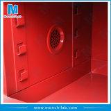 Шкаф хранения Combustible жидкости красного цвета