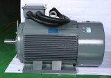 Preço trifásico do motor de indução do OEM 75kw, Electricmotor resistente para compressores