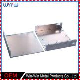 Großhandel große rechteckige Metallkasten Zinn Kleinbehältern