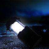 La iluminación exterior Portable tipo de extensión de la energía solar linterna recargable para acampar vivac caminatas Camping Lámpara LED de luz