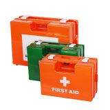 Cassetta di pronto soccorso di forte memoria medica di plastica della cassa dell'ABS della casella del pronto soccorso del supporto della parete dell'ufficio