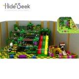 Castello impertinente del parco di divertimenti di tema della giungla per il centro dell'interno del gioco
