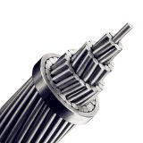 Les frais généraux de la transmission de puissance haute tension conducteur aluminium 100MM² Conducteur de chien ACSR nue