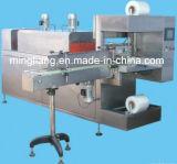 Tipo máquina da luva de empacotamento automática do Shrink do calor do formulário da selagem