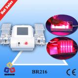 528 laser del laser 2017 4D Lipo de los diodos que adelgaza la lipolisis delgada 12pads Lipolaser Mitsubishi del laser Lipo de las celulitis